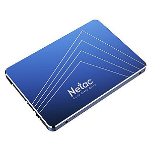 SSD NETAC 256GB NT01N600S-256G-S3X