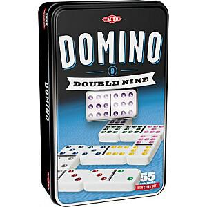 Spēle Domino D9, metāla kastē
