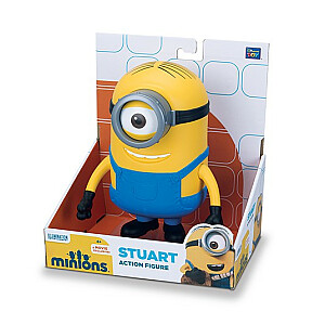 """Minions Varoņa interaktīvā figūra """"Stuart"""""""