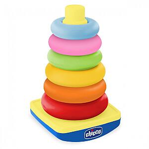 Chicco rotaļlieta Tornis-piramīda