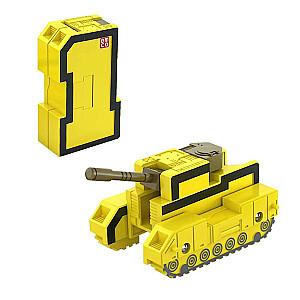 Emco POCKET MORPHERS MEGA-BOT Cipars - transformers (2.sērija)