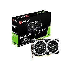 Graphics Card MSI NVIDIA GeForce GTX 1660 SUPER 6 GB 192 bit PCIE 3.0 16x GDDR6 Dual Slot Fansink 1xHDMI 3xDisplayPort GTX1660SUPERVENTXSOC