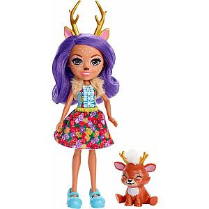 Brieža lelle Mattel Enchantimals (FXM75)