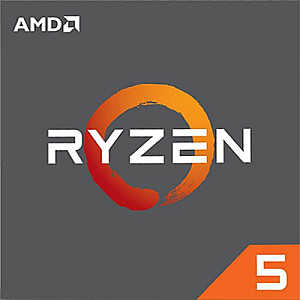 AMD Ryzen 5 3600 procesors, 3,6 GHz, 32 MB, OEM (100-000000031)
