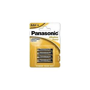 Panasonic Power AAA / R03 akumulators 4 gab.