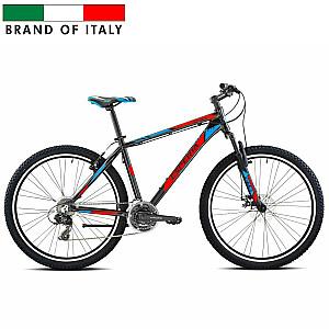 """Vīriešu kalnu velosipēds Esperia 27.5 7211 650B ALU TY300 ANT.DISK (Rata izmērs: 27,5"""" Rāmja izmērs: 18"""")"""