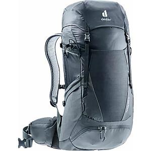 Deuter Hiking Futura Pro 36 mugursoma melns grafīts (340112174030)