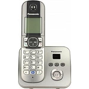 Bezvadu tālrunis Panasonic KX-TG6821PDM