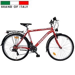 """Vīriešu kalnu velosipēds Esperia 104100U MTB 26 18V RED (Rata izmērs: 26"""" Rāmja izmērs: 19"""")"""