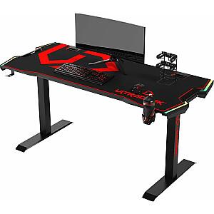 Ultradesk Force Desk - sarkans (UDESK-FO-RDA)