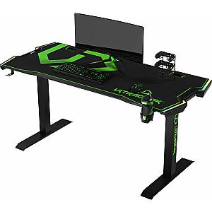 Ultradesk Force Desk - zaļš (UDESK-FO-GRA)