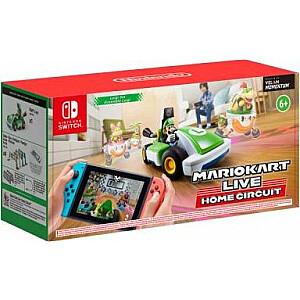 Mājas dziesma Mario Kart Live - Luidži Nintendo slēdzis