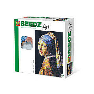 SES BEEDZ Vermērs - Girl with a Pearl Earring