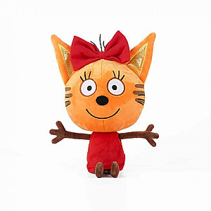 TOYS PLUS KID-E-CATS Plīša rotaļlieta 12 cm