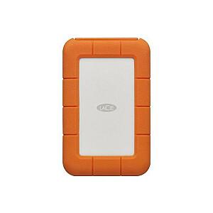 External HDD LACIE 2TB USB-C Colour Orange STFR2000403