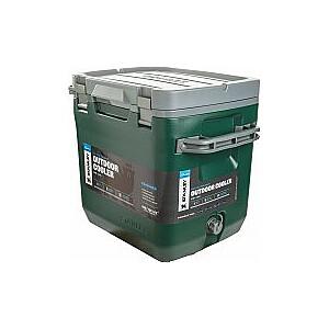 Aukstuma kaste Adventure 28,3L zaļa/ Jāņi