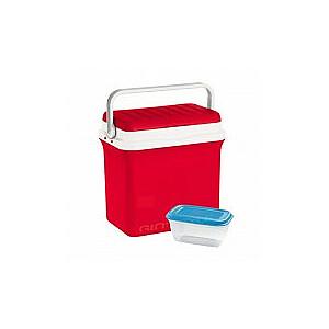 Aukstuma kaste Ciao! M sarkana (ar pārtikas trauciņu)