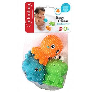 INFANTINO Rotaļu komplekts vannai