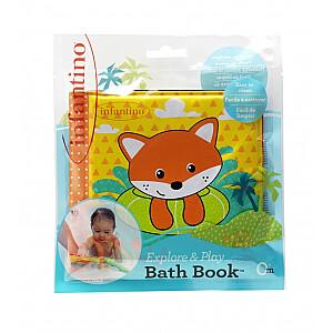 INFANTINO Grāmata vannai