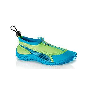 Ūdens apavi bērniem. GUAMO 60, 26 izm zaļš / tirkīzs