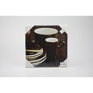 Fotoreprodukcija COFFEE, 255x255x25 mm