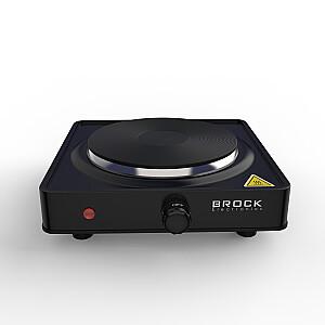 BROCK Vienriņķa elektriskā plītiņa,1000W