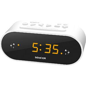SENCOR Radio pulkstenis. 5W