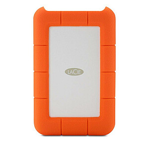 External HDD LACIE 1TB USB-C Colour Orange STFR1000800