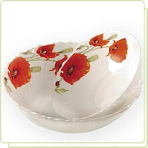 """MAESTRO Dziļais šķīvis """"Poppies2"""""""