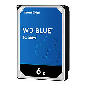 HDD WESTERN DIGITAL Blue 6TB