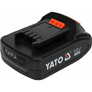 Akumulators Yato 18V litija jonu 2,0Ah (YT-82842)