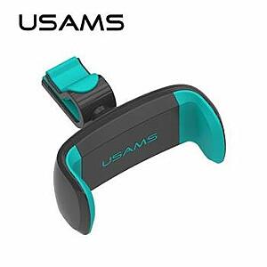 Usams VSXC01 telefona automašīnas turētājs melns
