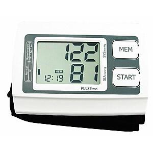 Platinet PBPMKD558 Asins Spiediena Mērītājs / Automātisks / Sirds Pulsa Monitors LCD Displeju / Balts