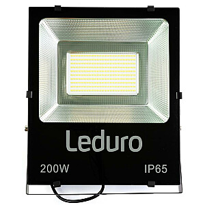Lamp LEDURO Power consumption 200 Watts Luminous flux 24000 Lumen 4500 K AC 85-265V Beam angle 100 degrees 46700