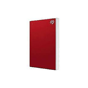 External HDD SEAGATE One Touch Red STKC5000403