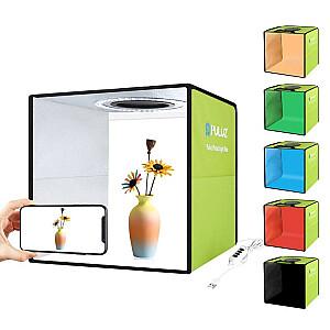 PULUZ portatīvā fotostudija / gaismas kaste / 30cm x 30cm x 30cm