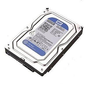 HDD WESTERN DIGITAL Blue 500GB