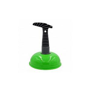Izlietņu tīramais, mazais pelēks/zaļš
