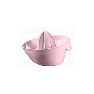 Citrusaugļu sulu spiede Kitchen Essentials rozā