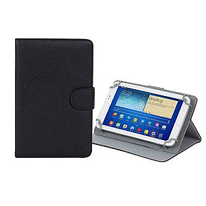 """TABLET SLEEVE ORLY 7""""/3012 BLACK RIVACASE"""