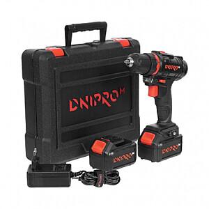 Akumulatora urbjmašīna CD-182 18V 2x2.0Ah DNIPRO-M