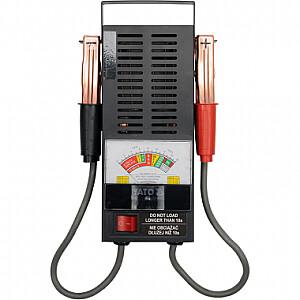 Akumulatora testeris 6V/12V, 200-1000A YT-8310 YATO