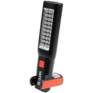 Lampa 30/7 LED bezvadu,  magn. YT-08505 YATO