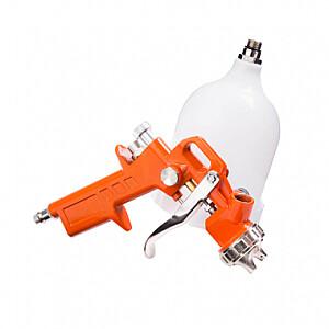 Pneimatiskā krāsošanas pistole 0.6L 1.5mm PG-15P DNIPRO-M