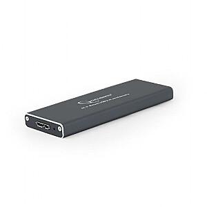 HDD CASE EXT. USB3 M.2/BLACK EE2280-U3C-01 GEMBIRD
