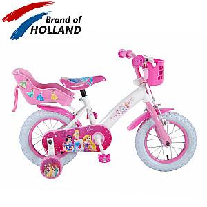 Bērnu velosipēds Disney Princess 12'' Pink