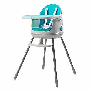 Bērnu barošanas krēsls Multi Dine zils