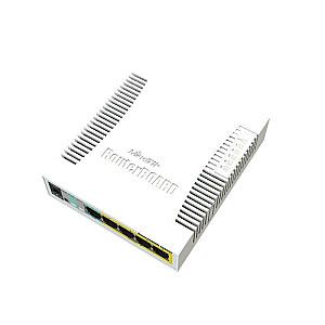 Mikrotik CSS106-1G-4P-1S