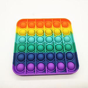POP-IT Spēle, varavīksne