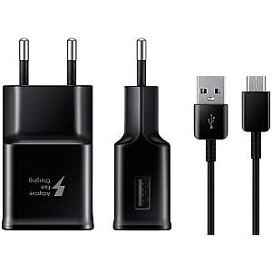 Samsung Travel Adapter 2A USB-C ātra uzlāde